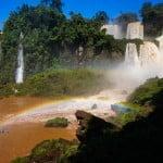 The incredible Iguazu Falls