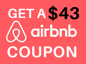Coupons too airbnb