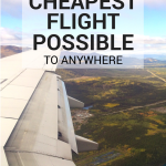 Hacks, tips & tricks for booking the CHEAPEST flight possible to anywhere! //Thrifty Nomads
