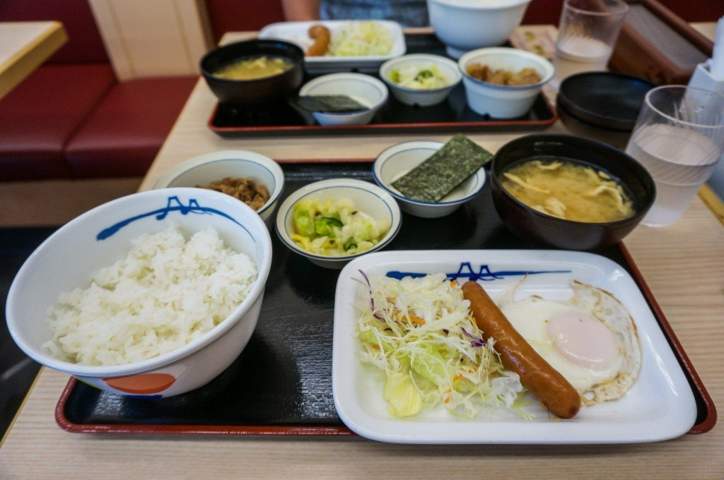 Cheap Food in Japan
