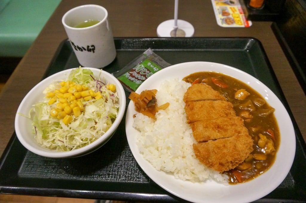 Cheap Food in Japan