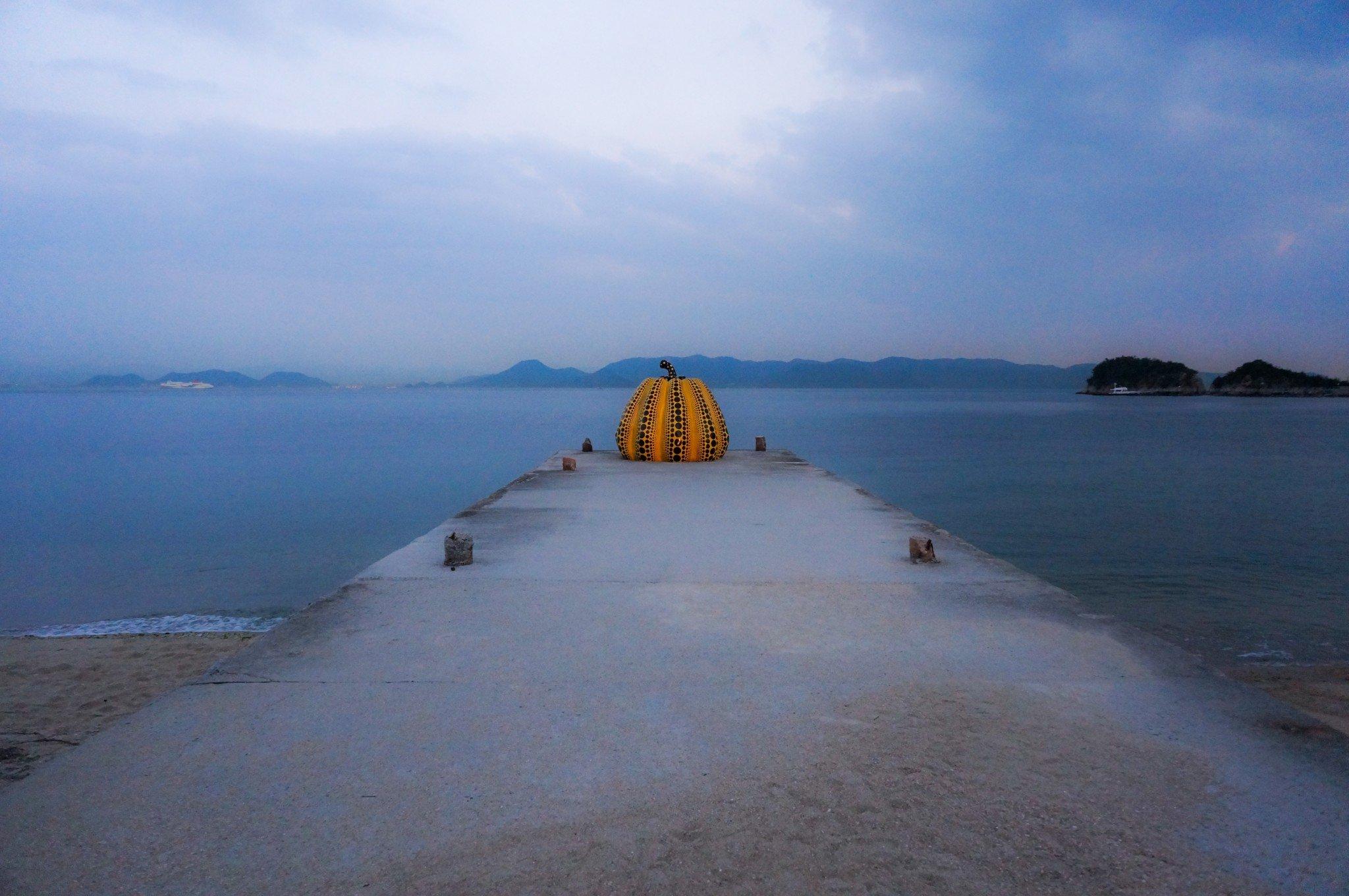 naoshima island japan
