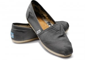 Grey TOMS men