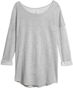 grey sweatshirt womens victorias secret