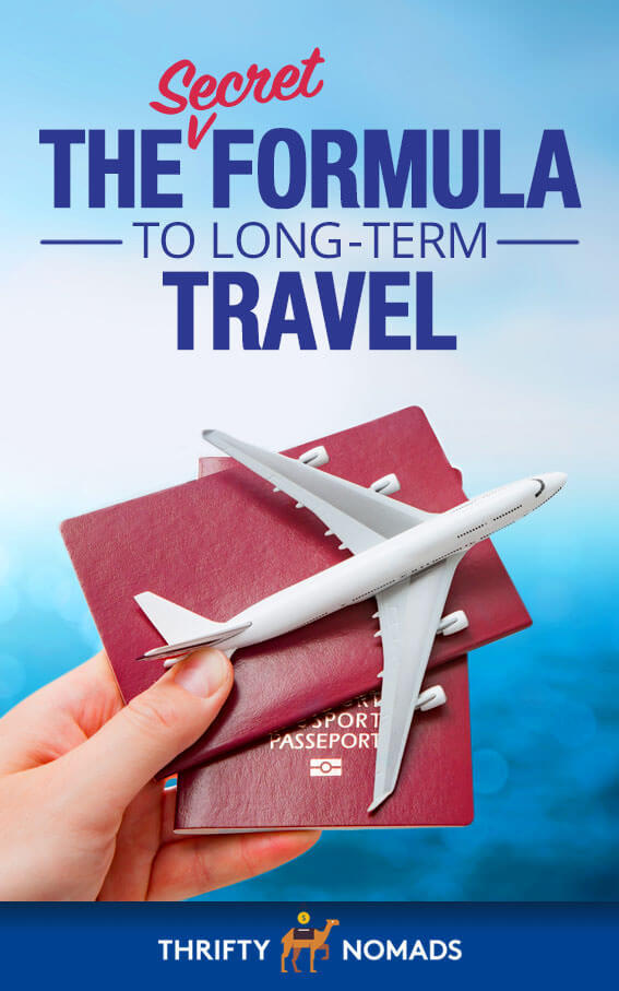 Ever wondered how people travel for so long, with little money? Here\'s our \