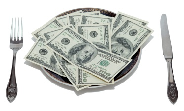 money_plate