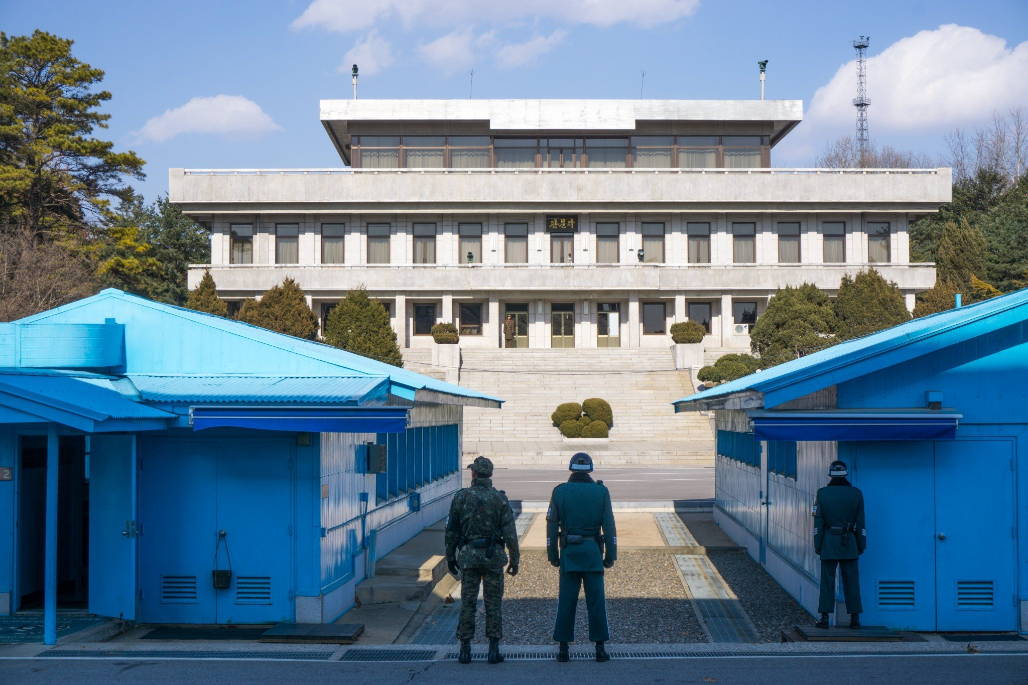 Visiting North Korea S Dmz Border A How To Guide