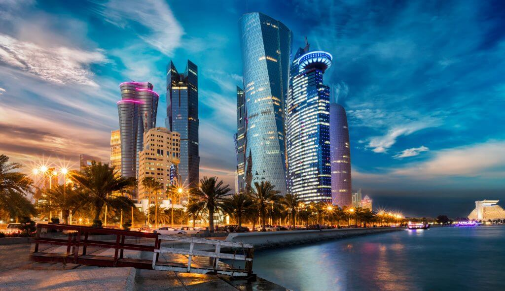 7 Airports with FREE LAYOVER Tours (Updated 2019) Doha-Qatar-1024x591