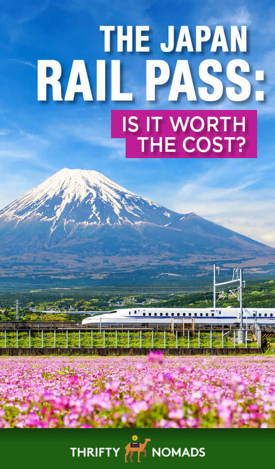 Is the Japan Rail pass worth the cost? Here's our detailed analysis, plus other cost-cutting tips for a trip to Japan. #japantravel #japanbudget #japanrailpass #JRpass