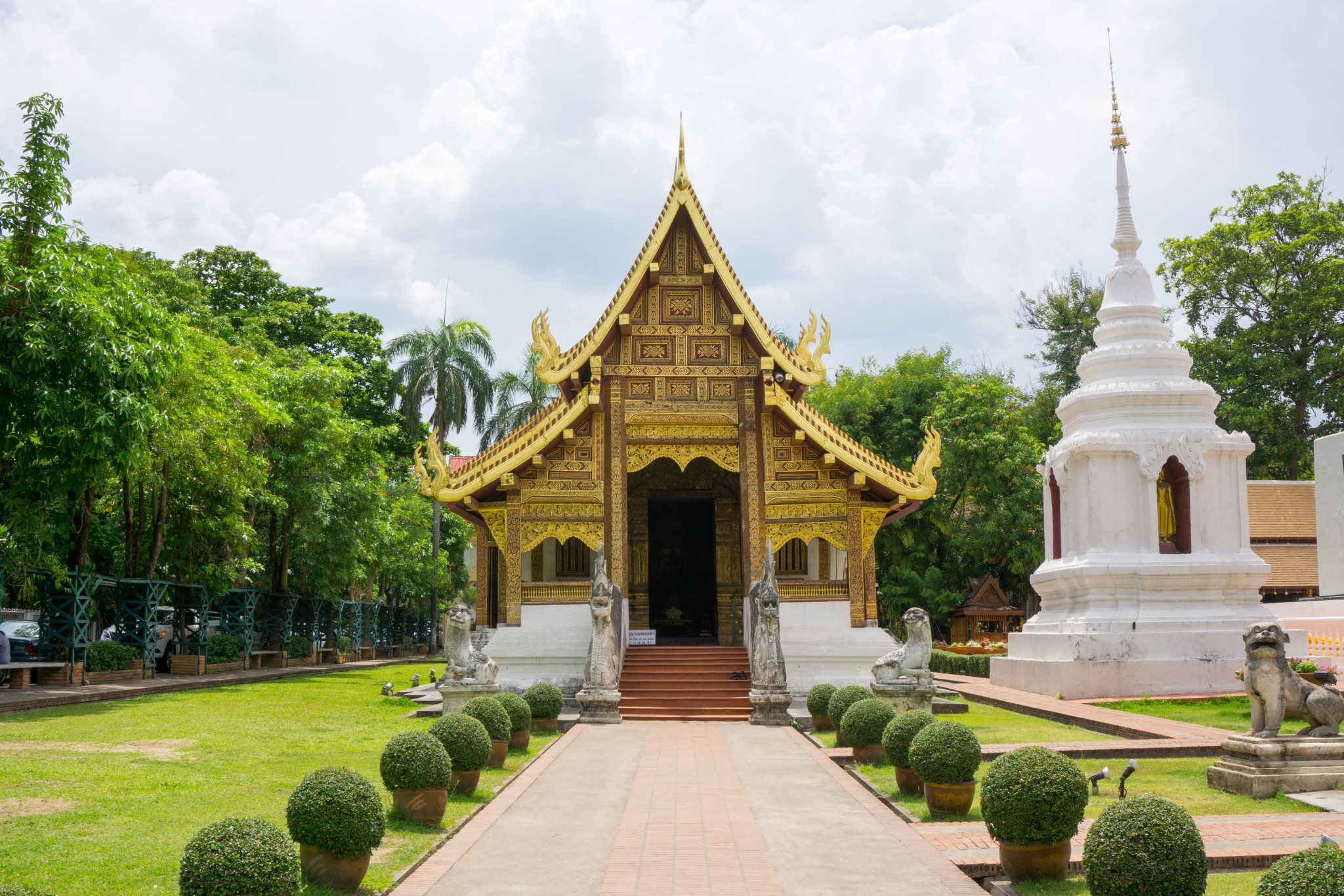Wat Phra Sing Temple, Chiang Mai