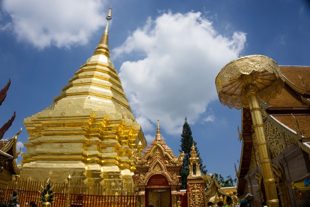 Chiang Mai's Wat Phra That Doi Suthep – in my opinion the city's best temple