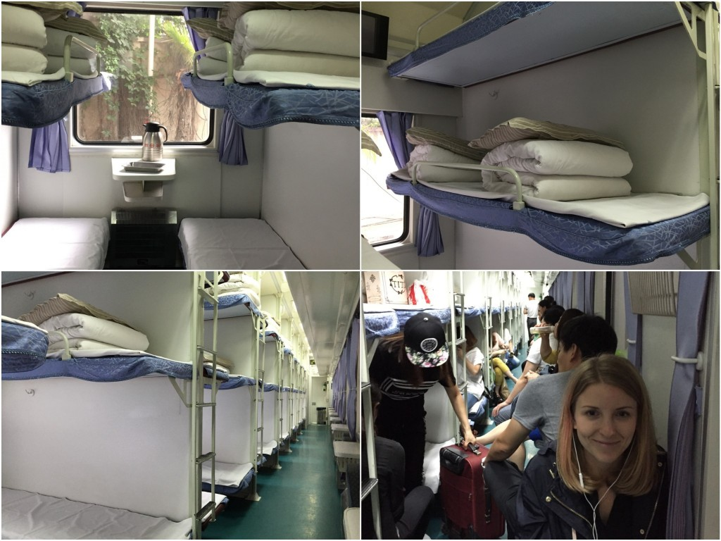 Train Travel in China