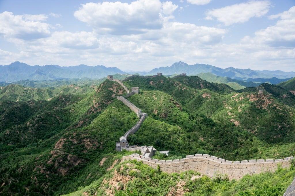 Great Wall Jinshanling