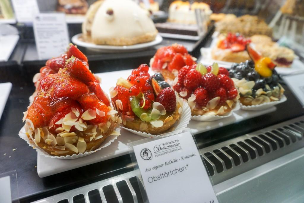Berlin Kadawe desserts