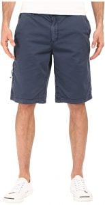 Buffalo David Bitton Hirculean Solid Twill Shorts