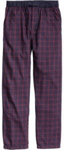 mens pjs plaid