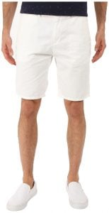 Scotch & Soda Basic Pima Cotton Chino Shorts