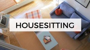 housesitting