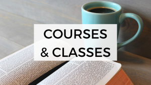courses and classes