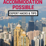 How to book the cheapest accommodation possible