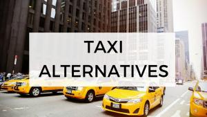 Taxi alternatives