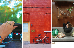 sharing economy collage
