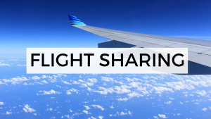 Flight sharing