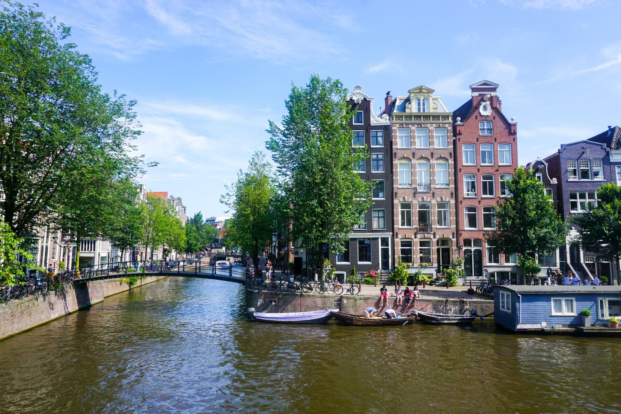 Colourful Amsterdam