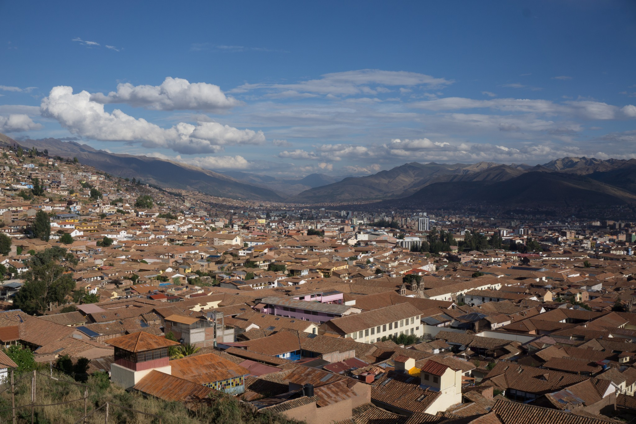 Cuzco City, Peru