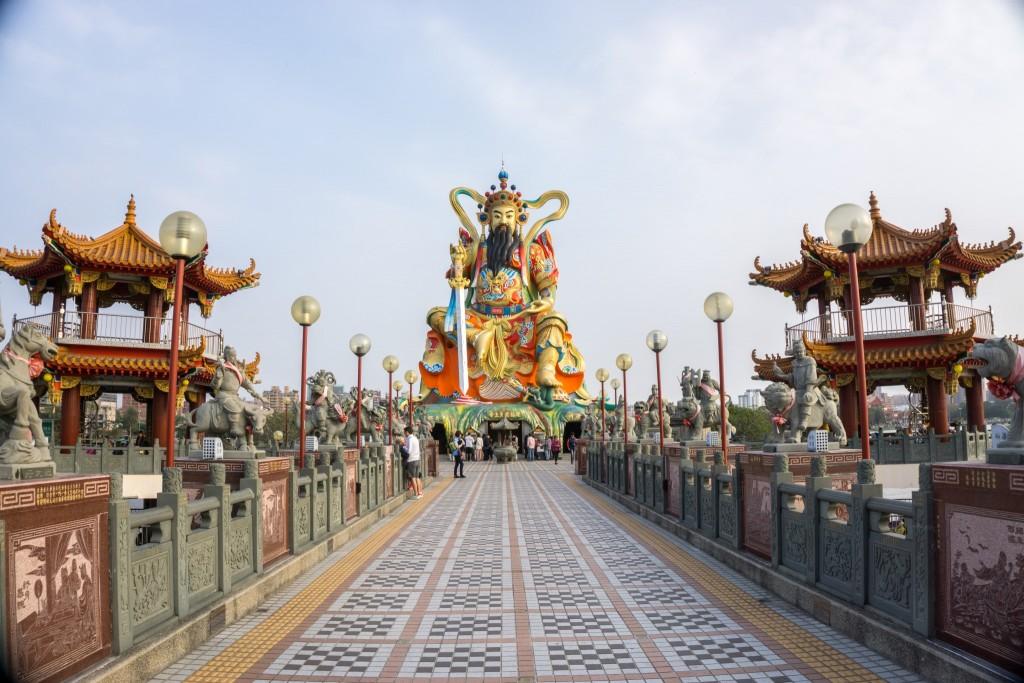 Xuantian Shangdi, Kaohsiung