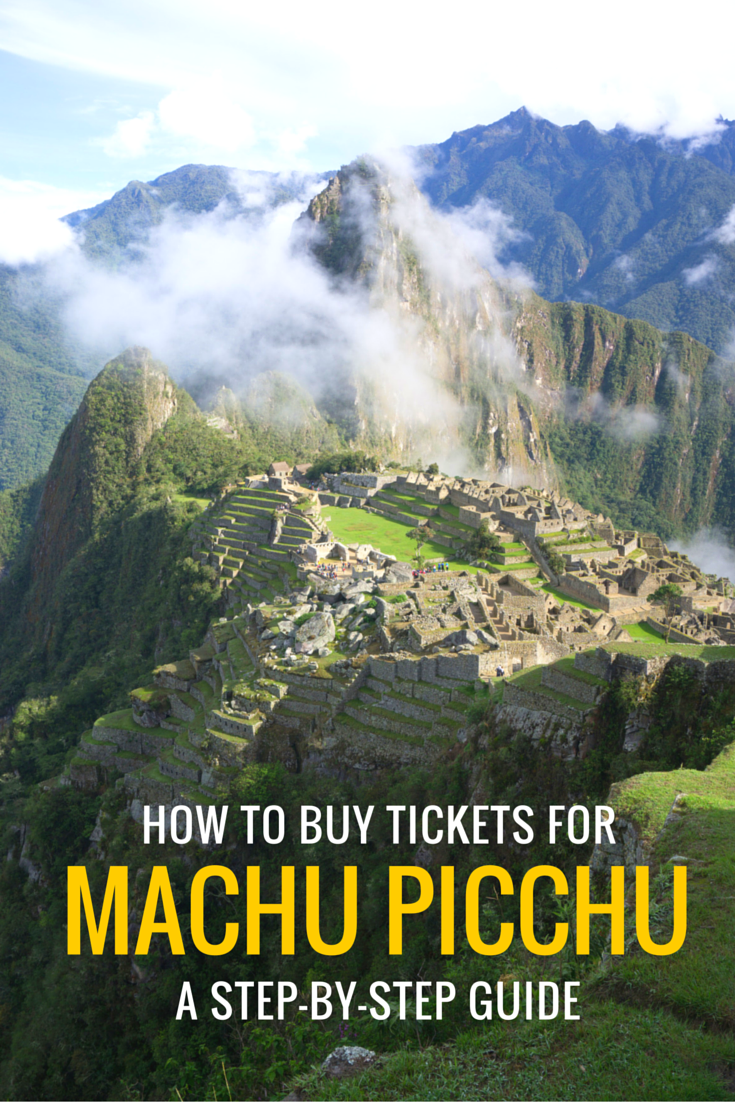 Buying Machu Picchu tickets can be confusing and often, overpriced on certain websites. Here\'s how to book Machu Picchu tickets yourself, and avoid overspending on your trip. #machupicchu #machupicchutickets #machupicchutour