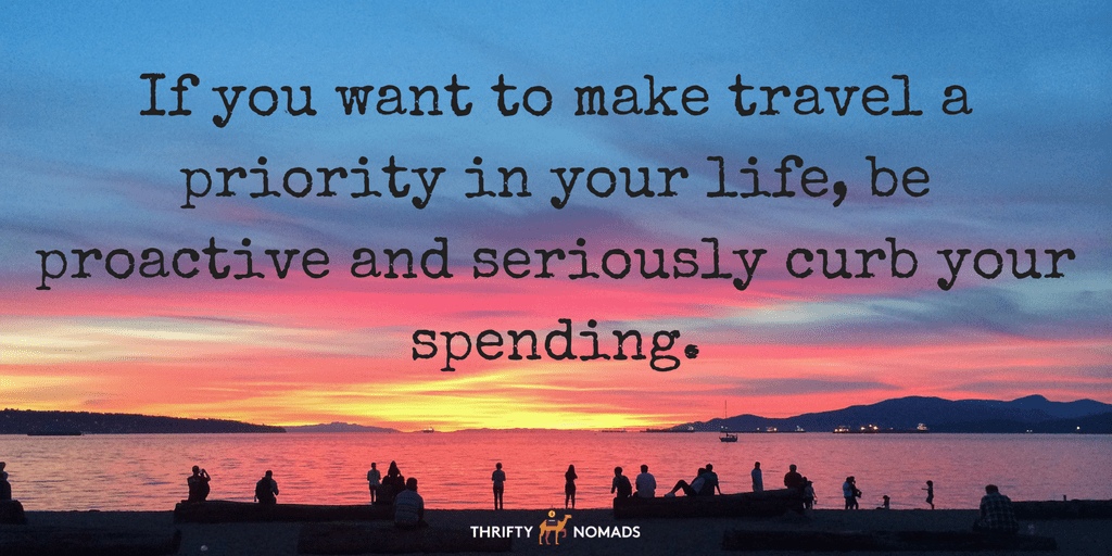 How We Afford To Travel How You Can Too Thrifty Nomads