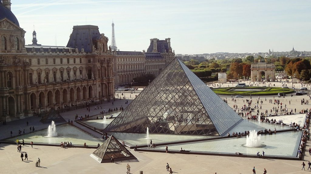 Even Paris' Louvre offers free admission days