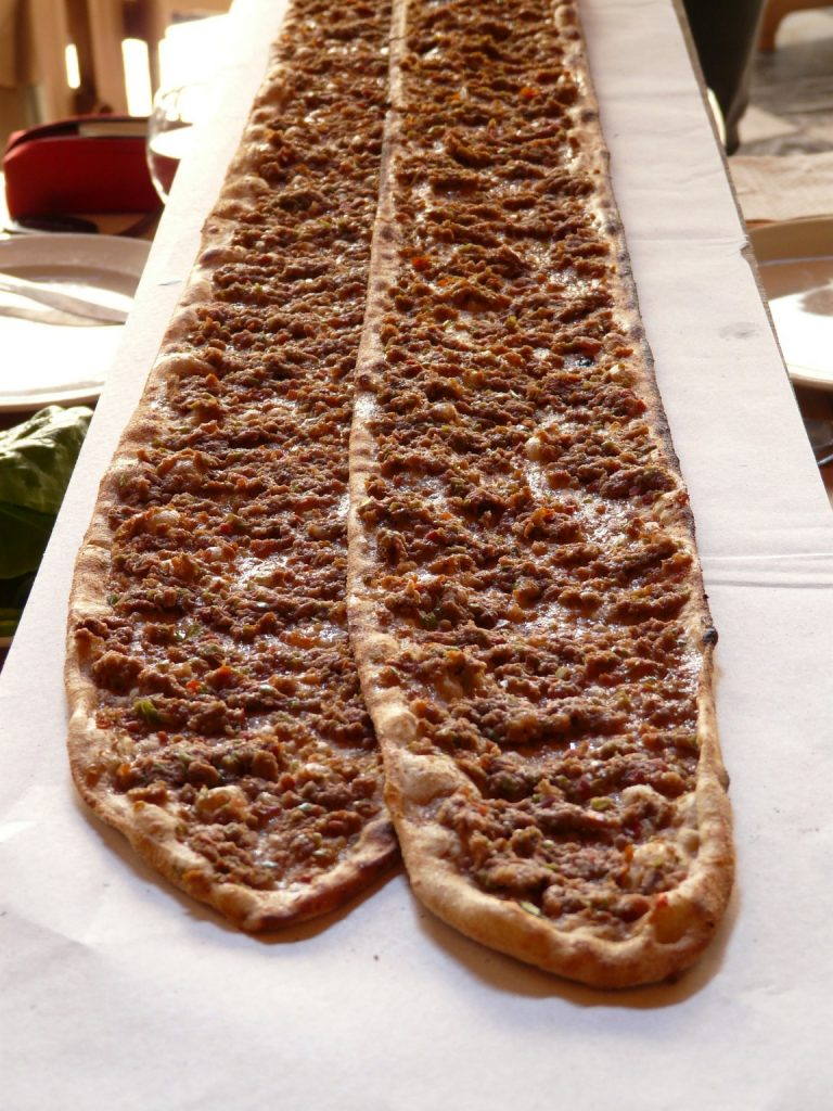 pide cheap street food