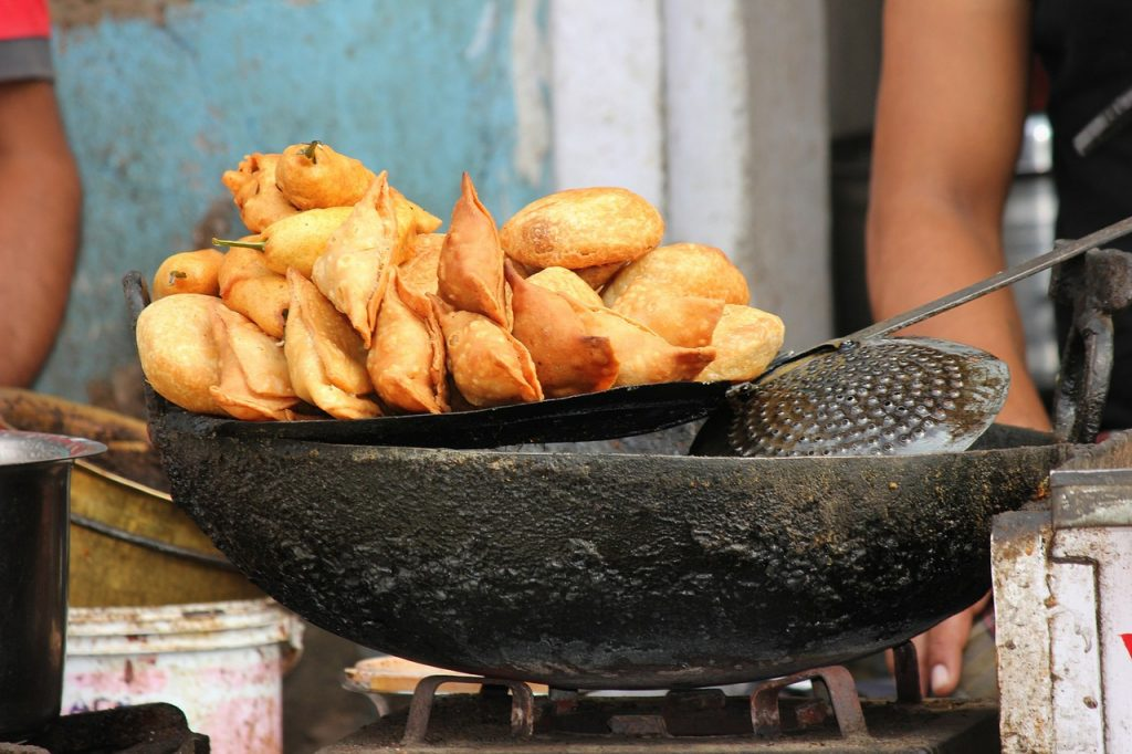 samosa cheap street food