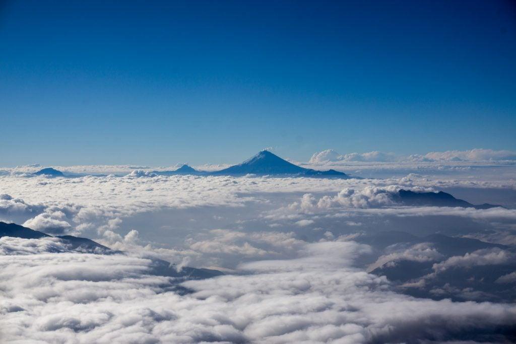 Ecuador flights