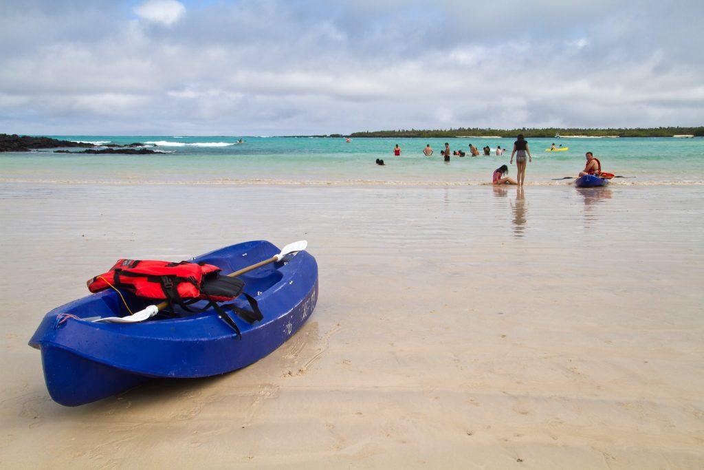El Garrapatero Beach Galapagos