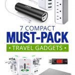 7 Compact Travel Gadgets