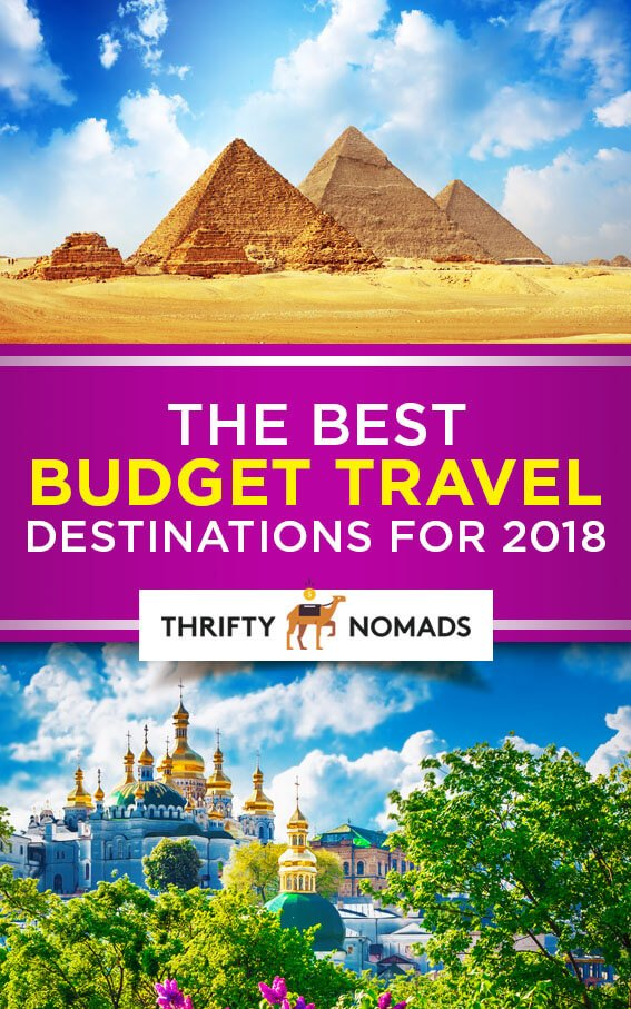 Want to travel cheaper in 2018? Here\'s the BEST budget travel destinations for this year. #budgettravel #budgetdestinations #budgetdestinations2018 #cheapplaces