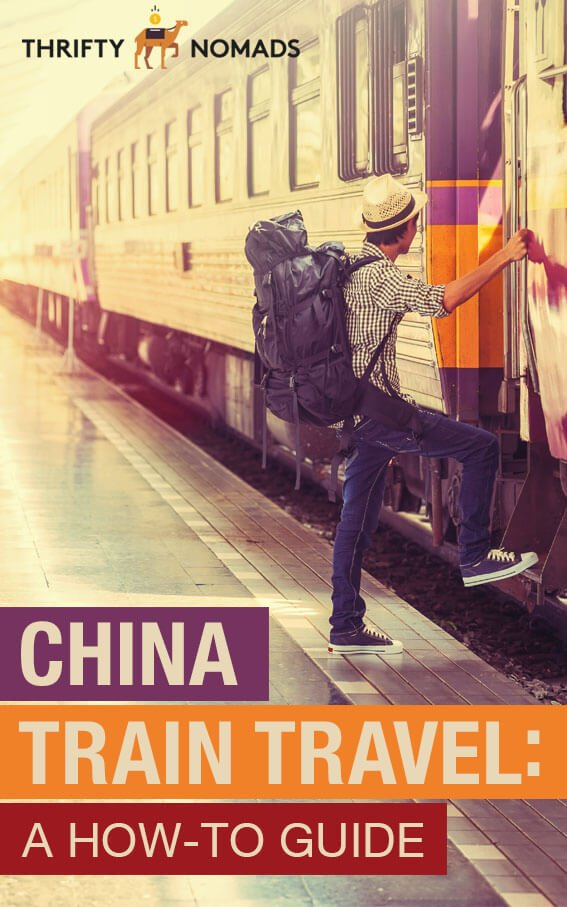 Train travel in China can be confusing at best. Here\'s how to explore this country affordably and smoothly by train. #chinatravel #chinatrain #chinatraintravel #chinacheap