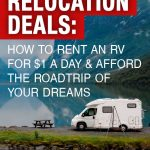 RV Relocation Deals: How to Rent an RV for $1/day