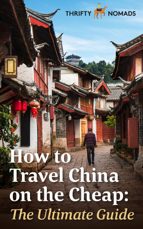 China isn\'t as cheap as people think, but there are ways to travel here more affordably. Here\'s our expert hacks & tips to travelling China on a budget. #travelchina #budgetchina #cheapchina #chinatrip