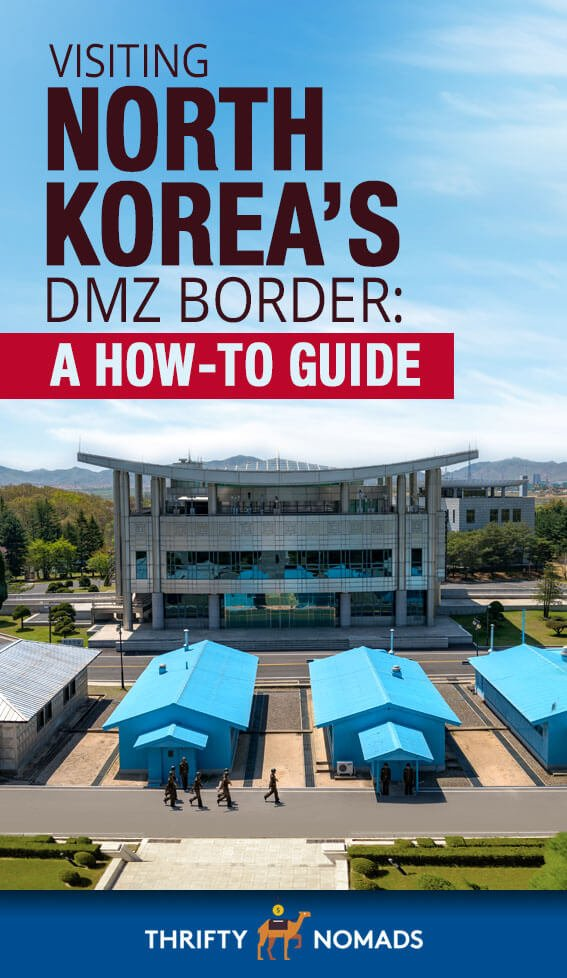 Visiting the North and South Korean borders is an experience like no other. Visit underground tunnels, chat with North Korean refugees, and learn how to plan a visit here yourself. #northkorea #DMZborder #northkoreatravel