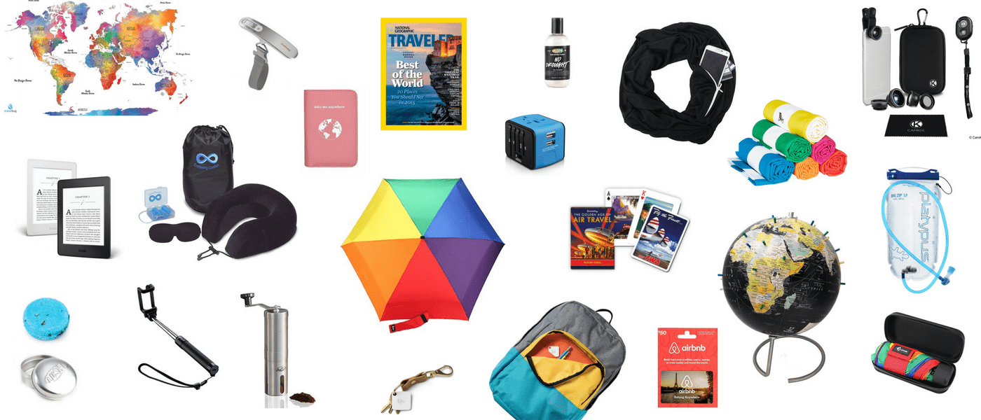 8f139aaf42f0 25 Unique Gifts for the Travel Addict in Your Life - Thrifty Nomads