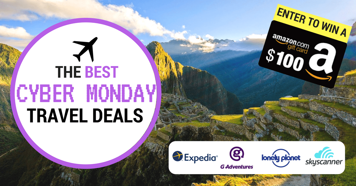 Cyber Monday Travel Deals To Europe