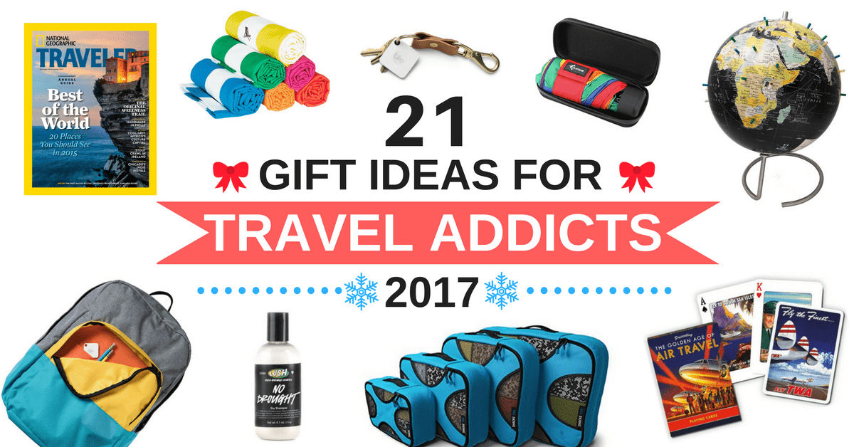 4ac17d045e4f Gifts For Travelers images 22 unique gifts for the travel addict in your  life thrifty nomads