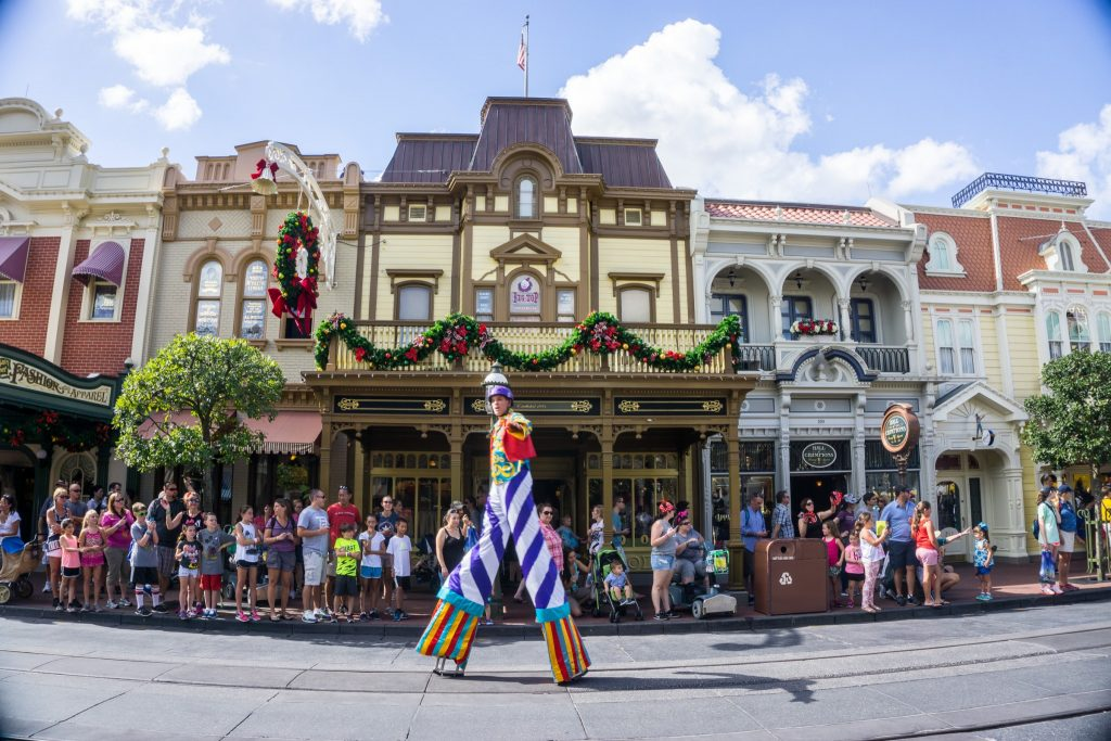 Magic Kingdom parade - Disney World Vacation