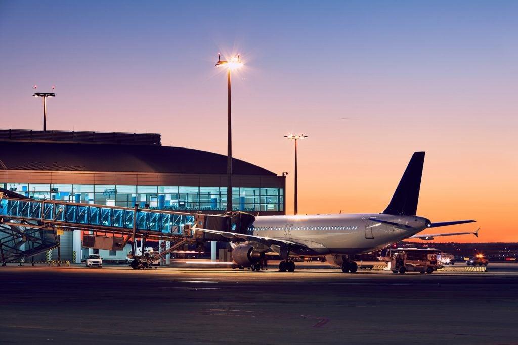 Round the World Ticket Airport