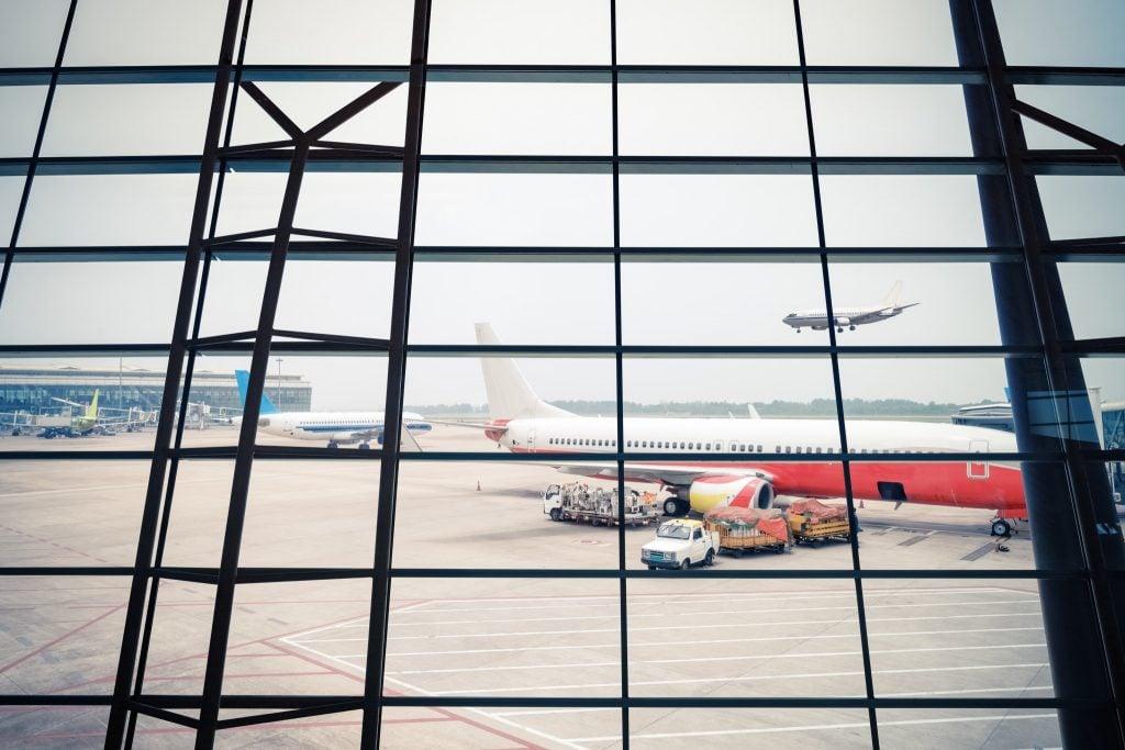 Airport Round the World Ticket