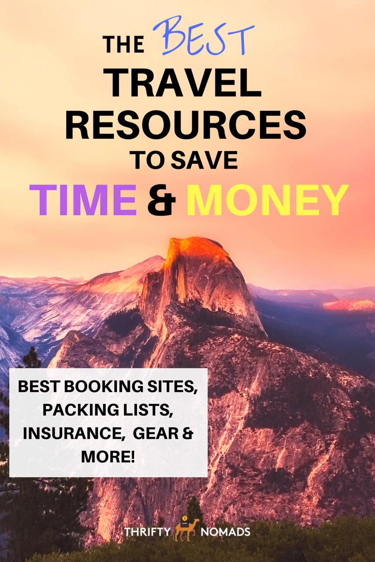 The best booking sites, packing lists, insurance, gear, and more to save you time and money on your next trip!